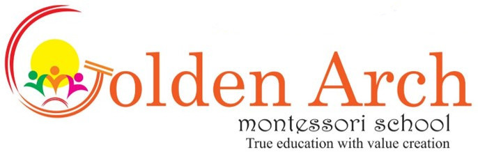 Golden Arch Montessori Logo